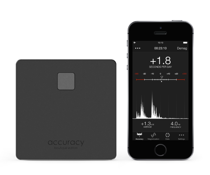 ONEOF Accuracy boutique edition + IphoneSE