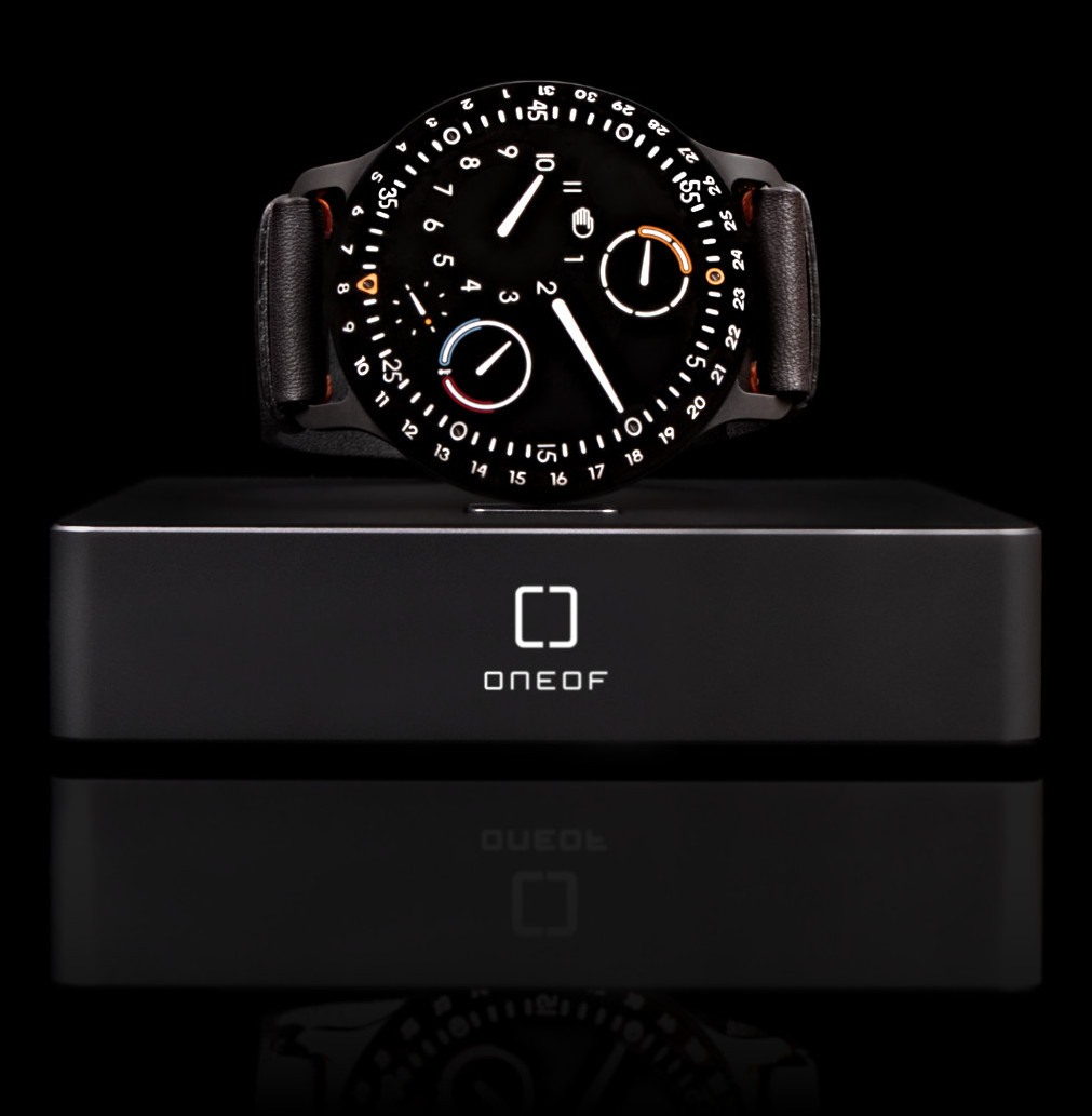 ONEOF Accuracy boutique edition + Ressence